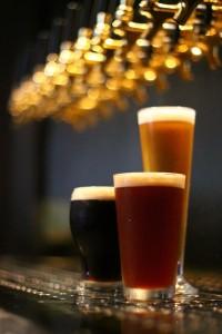Three Craft Beers in Nagoya