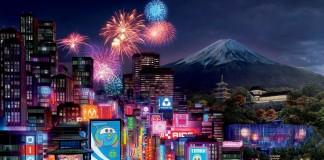 Tokyo Fantasy Image
