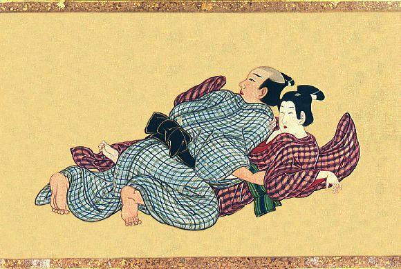 Miyagawa_Isshô-Spring_Pastimes-F