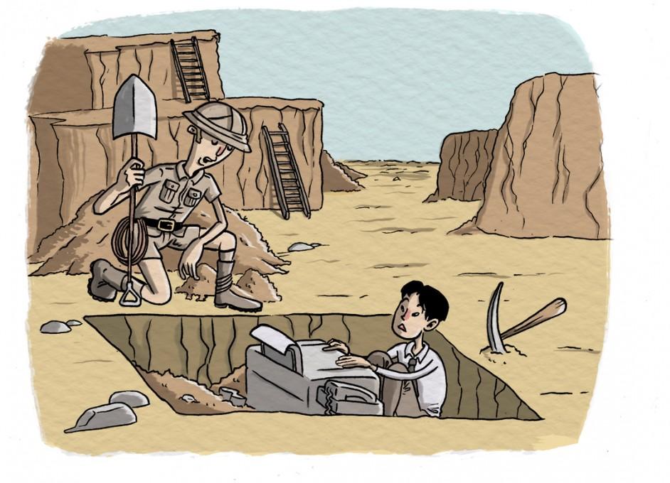 Illustration by Adam Pasion
