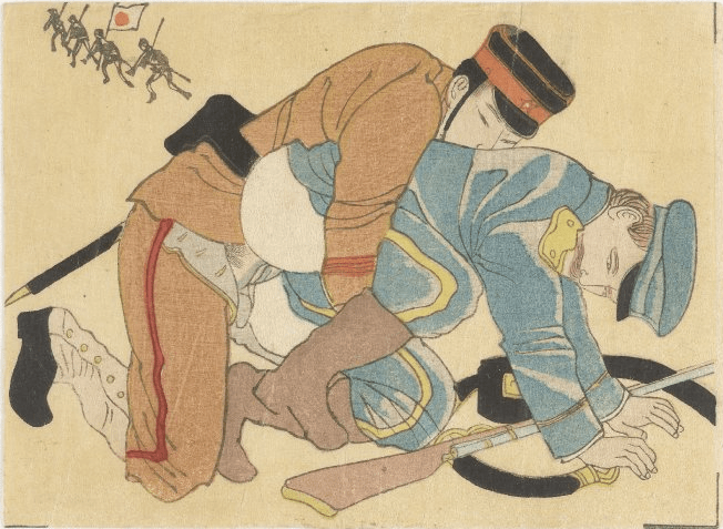Gay Erotic Art In Japan 28