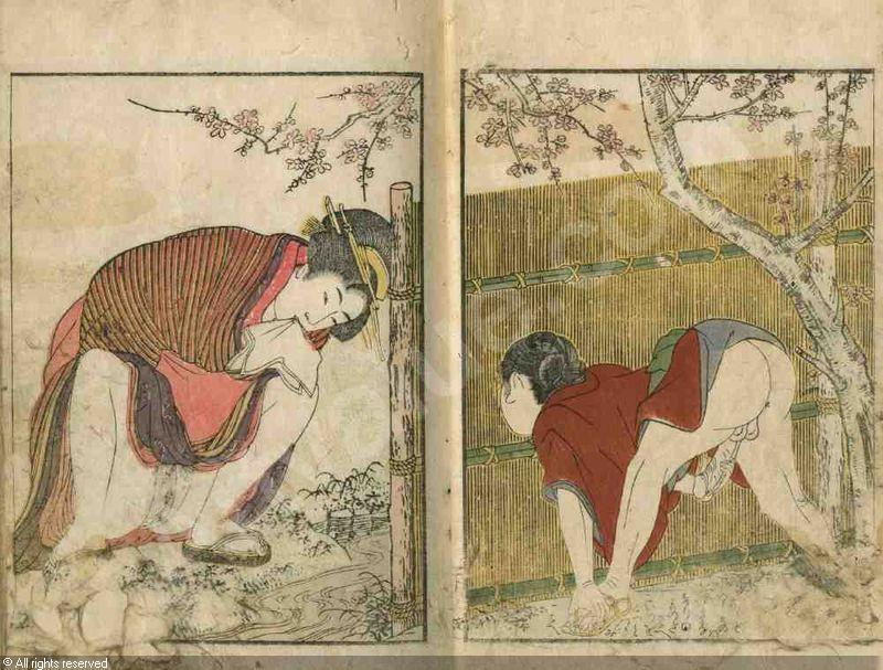 kitagawa-utamaro-1753-1806-jap-un-volume-shunga-ehon-en-coule-3769658