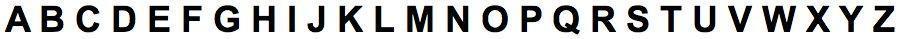 uppercase-alphabet