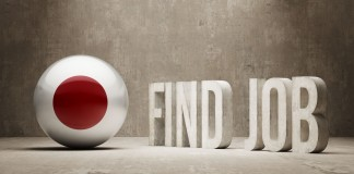 Finding a job in Japan Banner