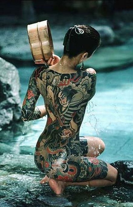 Should Tattoos Continue To Be Banned From Onsen In Japan