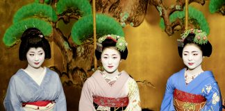 Traditional Geisha Culture in Japan