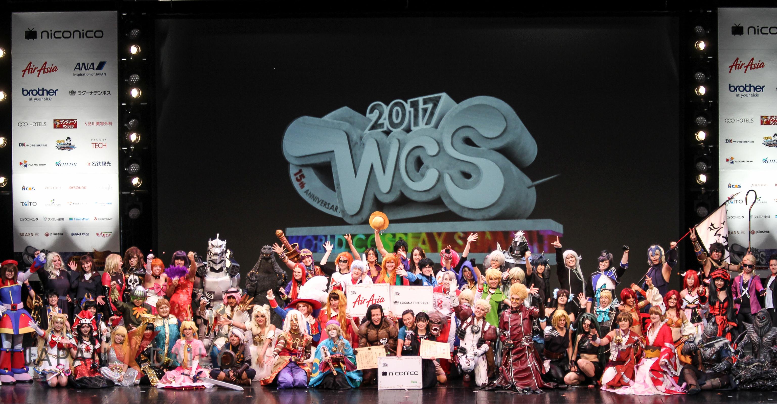 Resultado de imagen de word cosplay summit